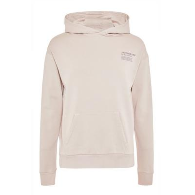 Primark Cares Blush Organic Cotton Earthcolors By Archroma Overhead Hoodie