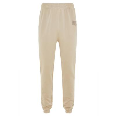 Primark Cares Beige Organic Cotton Earthcolors By Archroma Joggers
