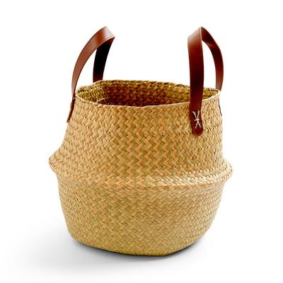 Small Woven Collapsible Basket