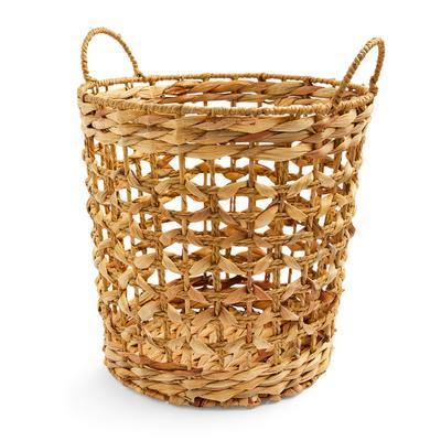 Rattan Open Weave Medium Basket