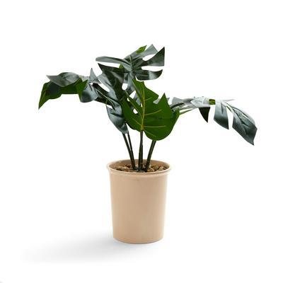 Large Faux Plant Pot