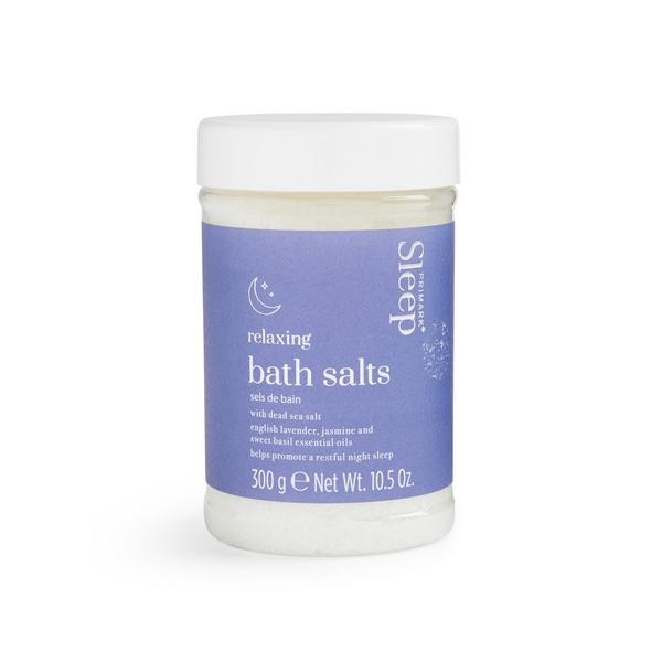 Primark Sleep Relaxing Bath Salts