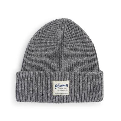 Grijze Stronghold-beanie