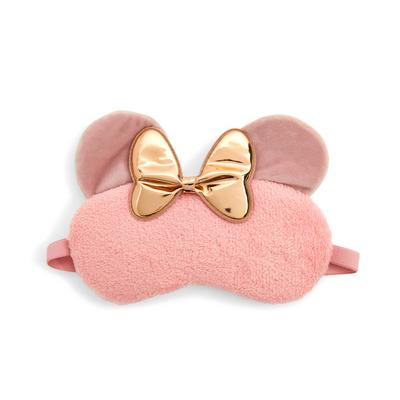 Pink Disney Minnie Mouse Gel Eye Mask