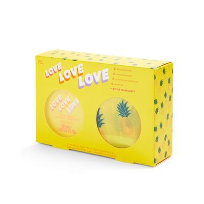 Ps Mood Boost Pineapple Hair Mask Set