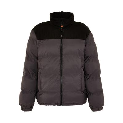 Great Outdoors Charcoal Short Puffer Jacket