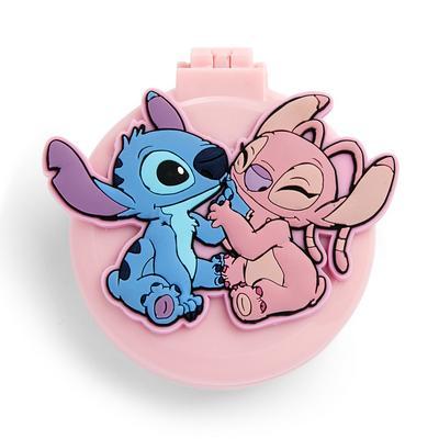 Disney Lilo And Stitch Folding Mirror And Hairbrush