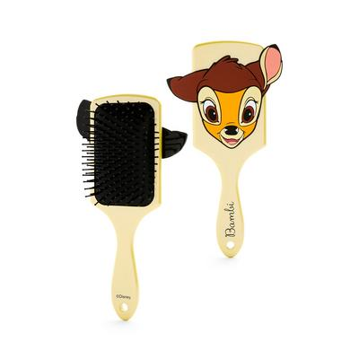 Goldtone Bambi Sketch Paddle Hair Brush
