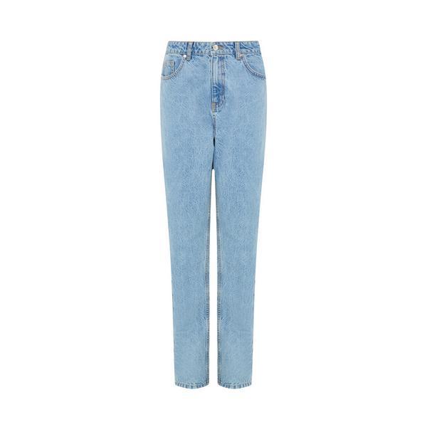 Primark Cares Blue Denim Straight Leg Jeans