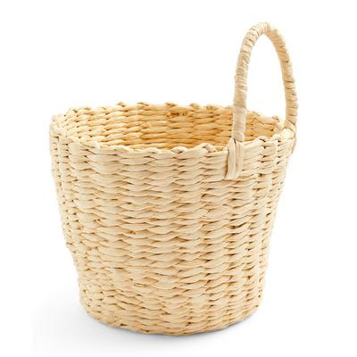 Rattan Hanging Wall Basket