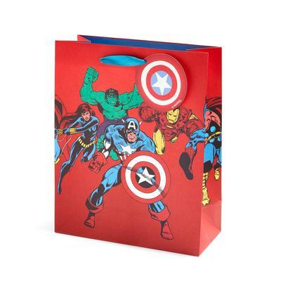 Rode Marvel-geschenktas