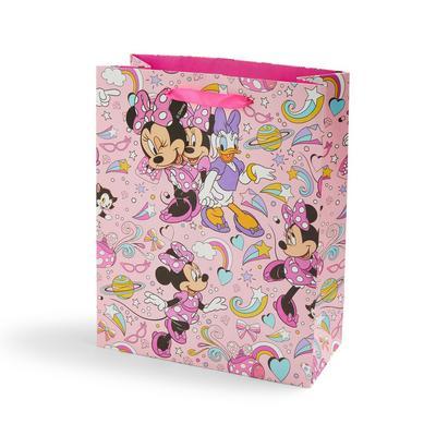 Roze geschenktasje Disney Minnie Mouse