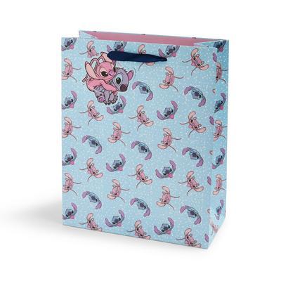 """Blaue """"Disney Lilo & Stitch"""" Geschenktüte"""