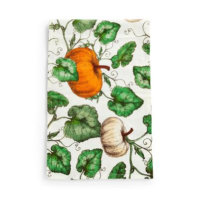 Ivory Autumnal Printed Runner