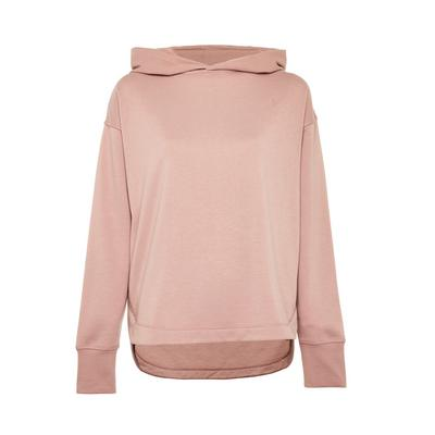Blush Pink Recover Overhead Hoodie