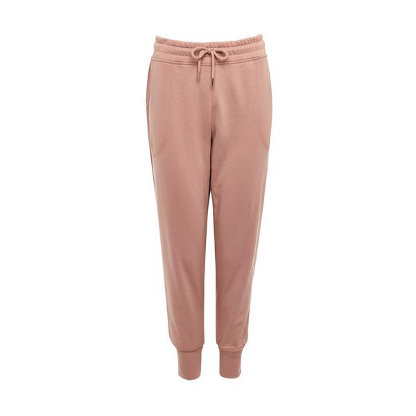 Pink Recover Tie Waist Joggers
