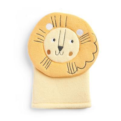 Babyworld Friend Lion Wash Mitt