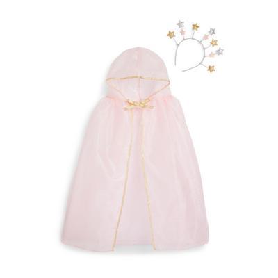 Child's Pink Princess Costume