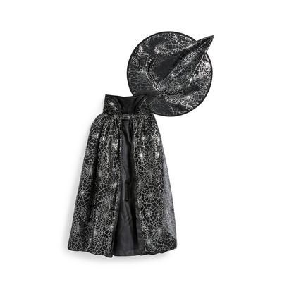 Child's Black Witch Costume