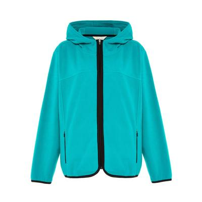 Blue The Great Outdoors Fleece Liner Hooded Jacket