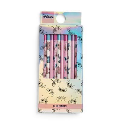 Disney Lilo & Stitch-potloden , set van 12