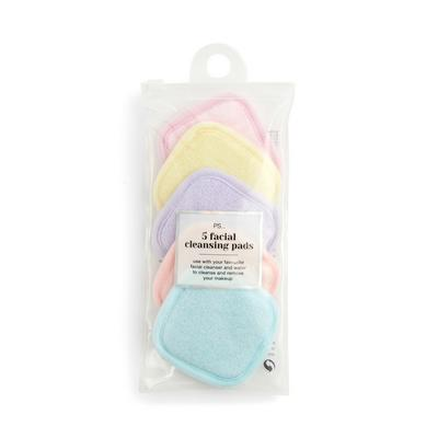 PS 5-Pack Reusable Cleansing Pads