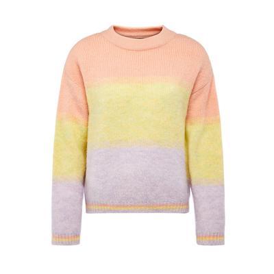 Jersey de colores pastel de punto