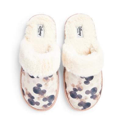 Blush Disney Minnie Mouse Soft Dreams Slippers