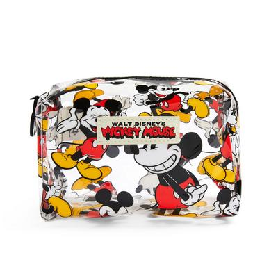 Clear Perspex Disney Mickey Mouse Nostalgia Pouch