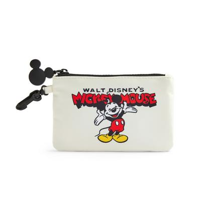 Ivory Disney Mickey Mouse Nostalgia Purse