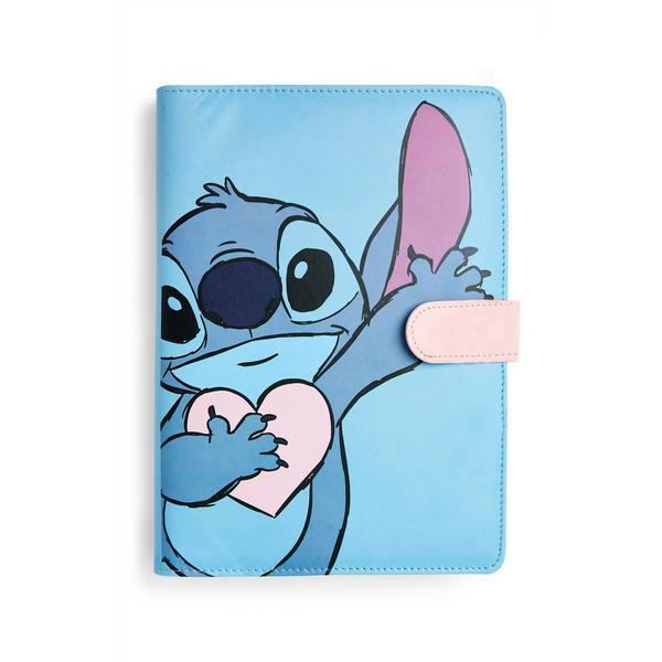 """Blaues """"Lilo & Stitch"""" A5-Taschentagebuch"""
