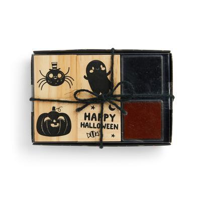 Halloween Stamper Set