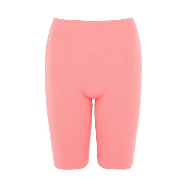 Pink Seamfree Shorts