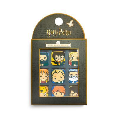 9-Pack Harry Potter Magnetic Bookmarks