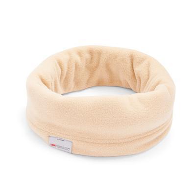 Beige Thinsulate Fleece Infinity Scarf