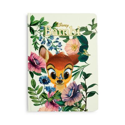 Cuaderno B5 de Bambi de Disney