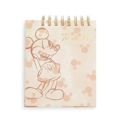 Blok za seznam opravil Disney Miki Miška